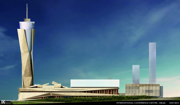 International Convention Centre | Meinhardt – Transforming Cities, Shaping the Future
