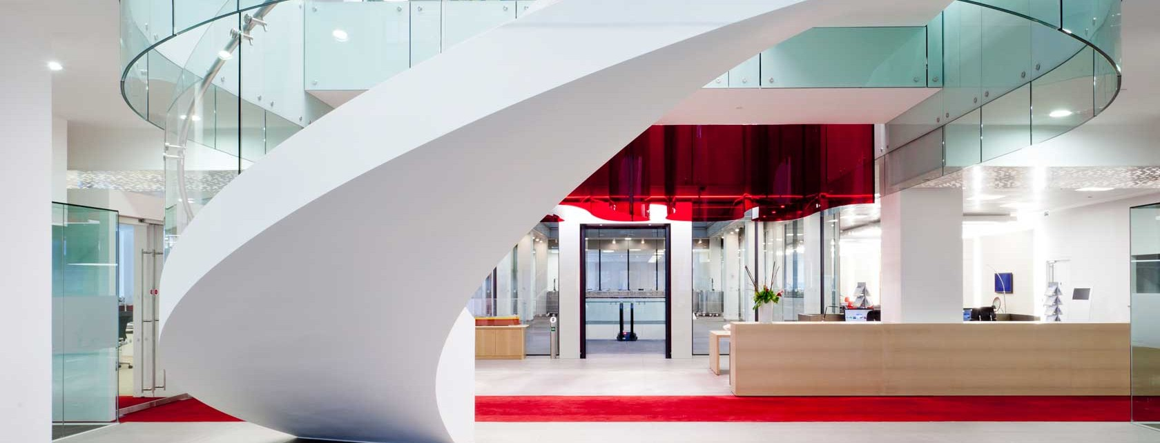 Office fit out meinhardt transforming cities shaping for Office fit out