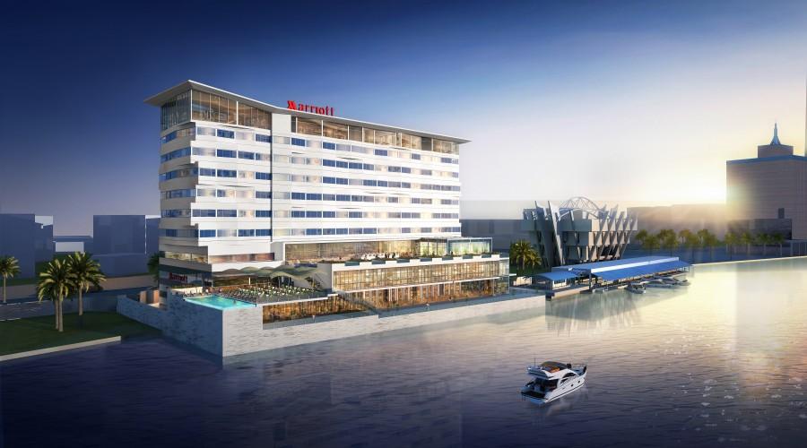 Marriott Victoria Island Lagos Meinhardt Transforming
