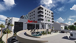 Marriott Ikeja Hotel Meinhardt Transforming Cities