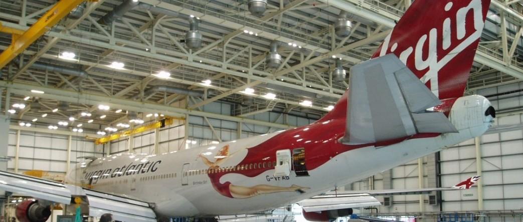 Virgin Atlantic Hangar, Heathrow   Meinhardt ...