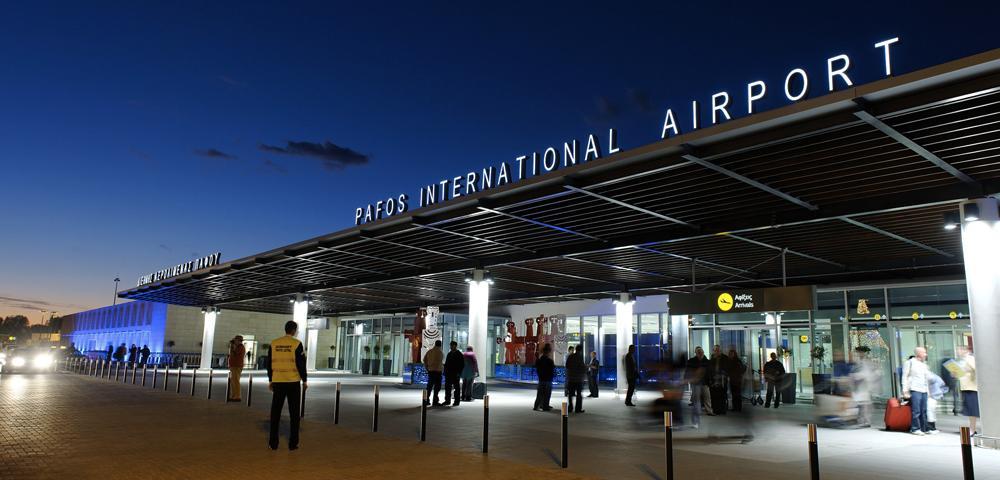 Paphos International Airport Meinhardt Transforming