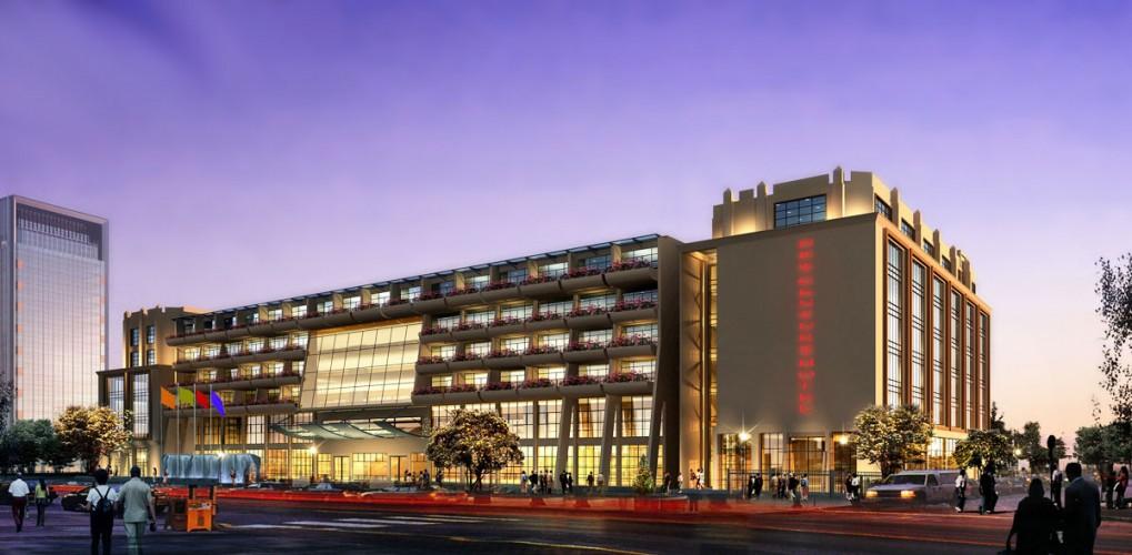 Marriott Hotel Kigali Meinhardt Transforming Cities